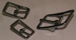 CRADLE BUCKLES. Various sizes